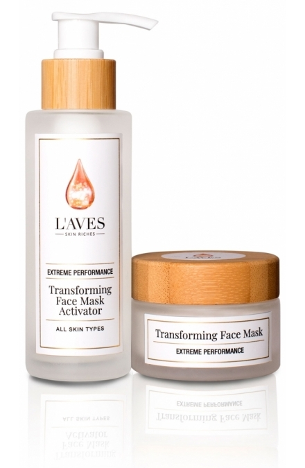 Transforming Face Mask & Activator 50g/100ml