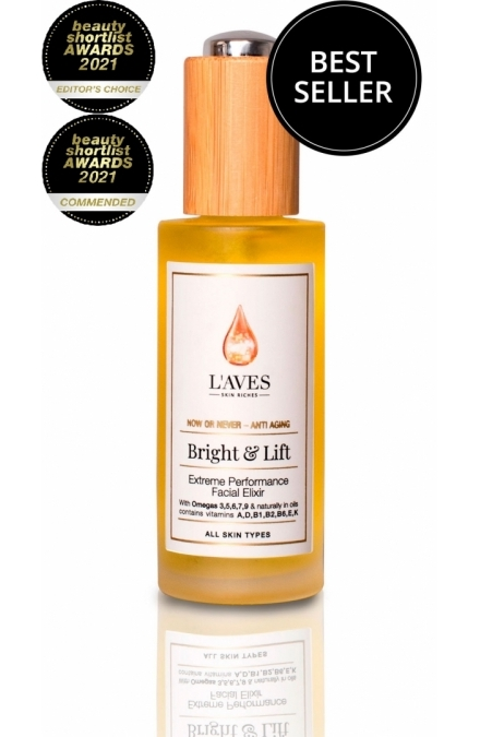 Bright & Lift Facial Elixir 30ml