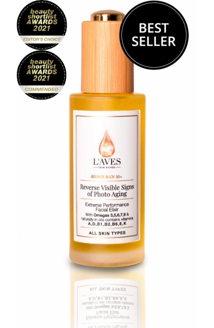 Reverse Visible Signs of Photo Aging  Facial Elixir 30ml